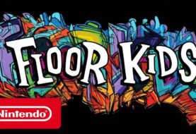 Floor Kids Release Date Trailer - Nintendo Switch