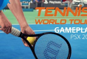 Tennis World Tour - PSX 2017: Gameplay interview | PS4