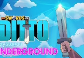 The Swords of Ditto - PS4 Gameplay | PlayStation Underground