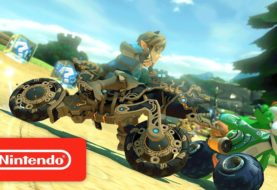 Mario Kart 8 Deluxe: Breath of the Wild Update - Nintendo Switch