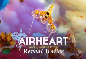 Airheart - Tales of Broken Wings - Reveal Trailer | PS4