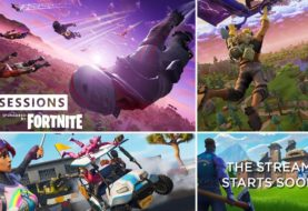 XBOX LIVE SESSIONS FORTNITE w/SPECIAL GUESTS (PRE-RECORDED)