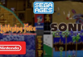 SEGA AGES Sonic The Hedgehog & Lightening Force: Quest - Launch Trailer - Nintendo Switch