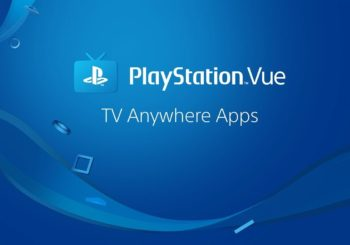 PlayStation Vue - TV Anywhere