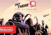 Out There: Ω The Alliance - Launch Trailer - Nintendo Switch