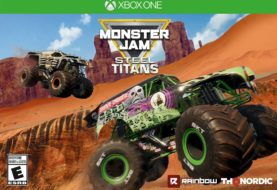 Monster Jam: Steel Titans Xbox Review