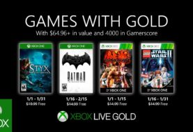 Xbox - January 2020 Games with Gold
