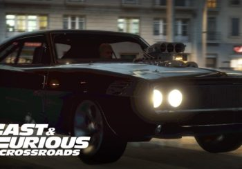 Fast & Furious Crossroads: Reveal Trailer