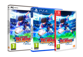 Out now - Captain Tsubasa: Rise of New Champions