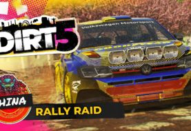 Dirt 5: Rally Raid Gameplay Trailer