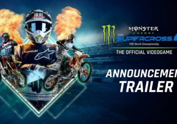 Monster Energy Supercross - The Official Videogame 4 Preorders Now Open