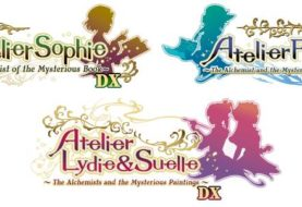 Atelier Mystery Trilogy Deluxe Pack Launching 22nd April 2021